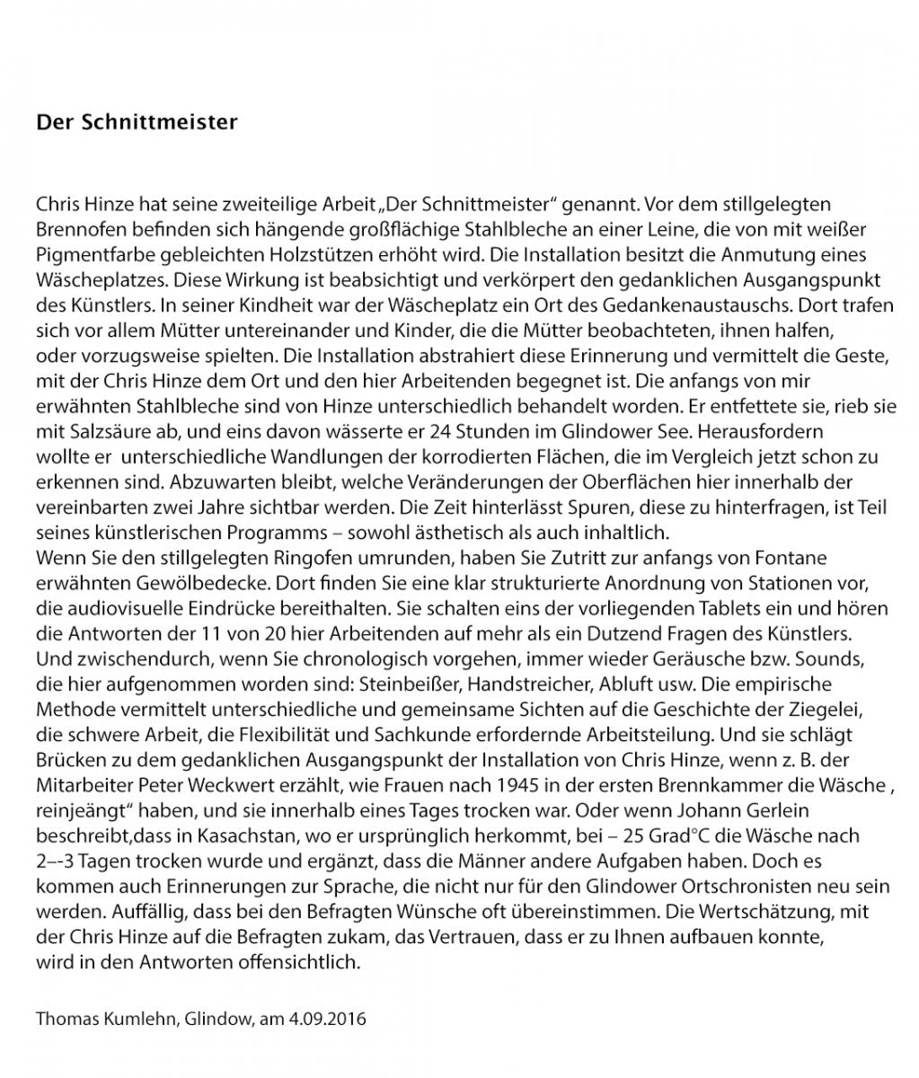 Schnittmeister