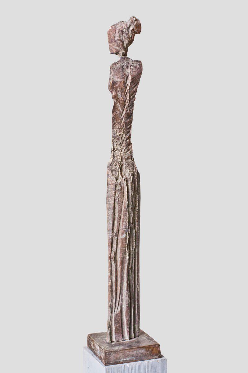 """weiter zur Skulptur """"Fremde Frau"""""""